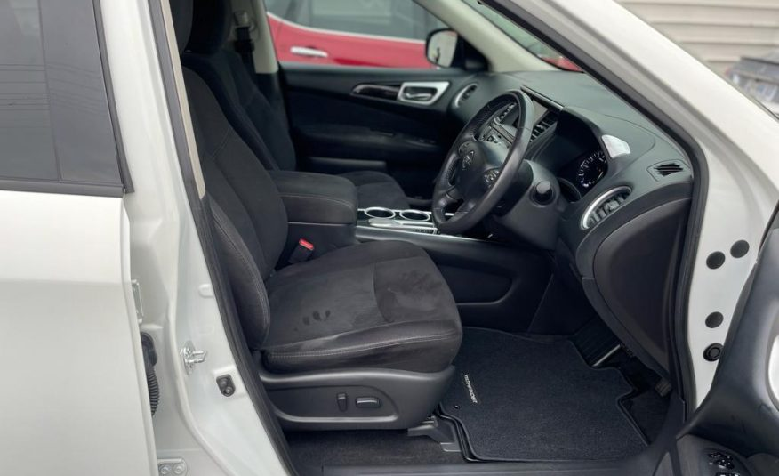 2014 Nissan Pathfinder R52 ST Hybrid (4×2) Supercharged MPFI Continuous Variable Wagon