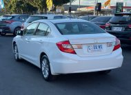 2012 Honda Civic MY12 VTi-L Sedan, 5 Sp Automatic, 4 Cyl Petrol 1.8 L