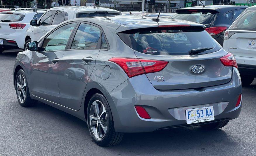 2016 Hyundai I30 GD4 Series 2 Update Active X (Sunroof) Automatic Hatchback, 4 Cyl Petrol, 1.8L